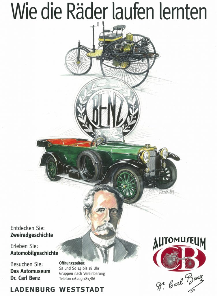Automuseum Carl Benz